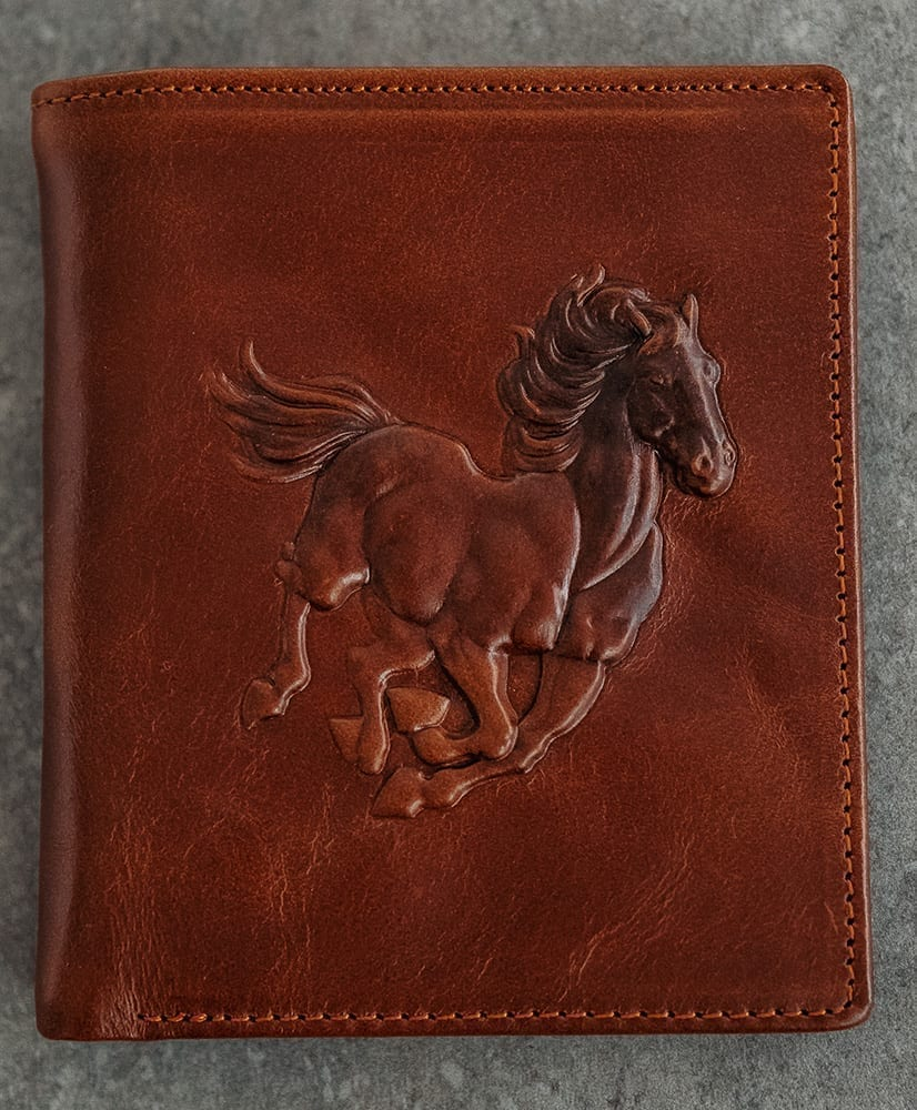 Plånbok Horse